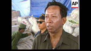 CAMBODIA: MINISTER CLAIMS KHMER ROUGE IS CLOSE TO DEFEAT
