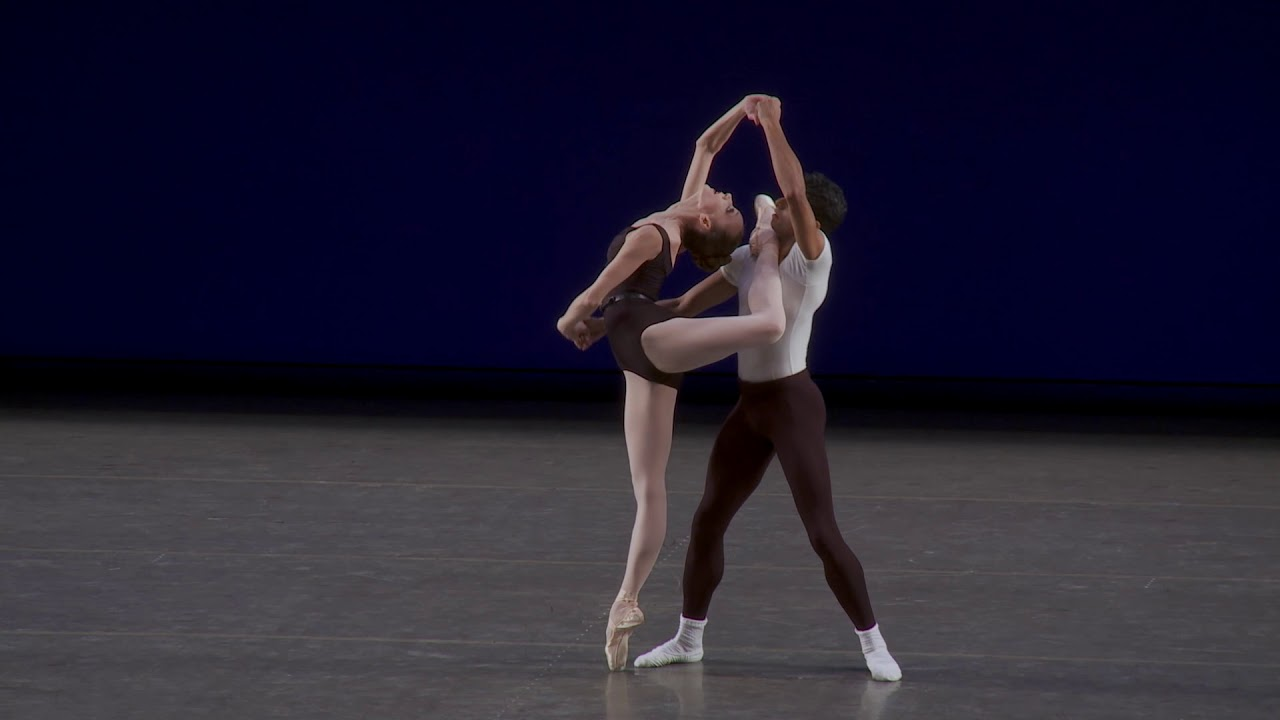 NYC Ballet's Megan LeCrone on George Balanchine's AGON