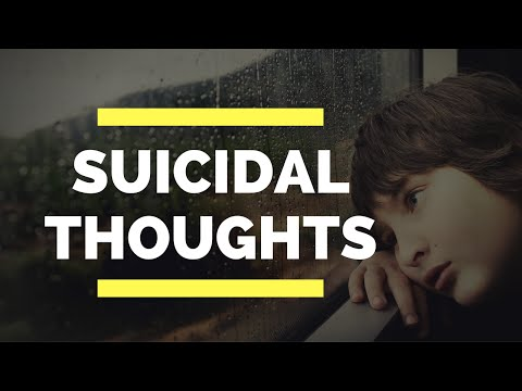 WARNING❗️ For Those Considering Suicide - ( Must See Video)❗️
