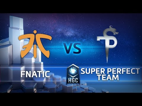 HGC Mid-Season Brawl, Group Stage, Group A -- Fnatic vs. SPT, Game 1