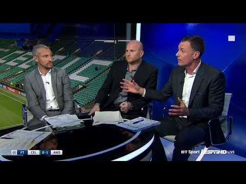 """""""Celtic don't believe they can win vs. top teams"""" - Have the Hoops improved in the Champions League?"""