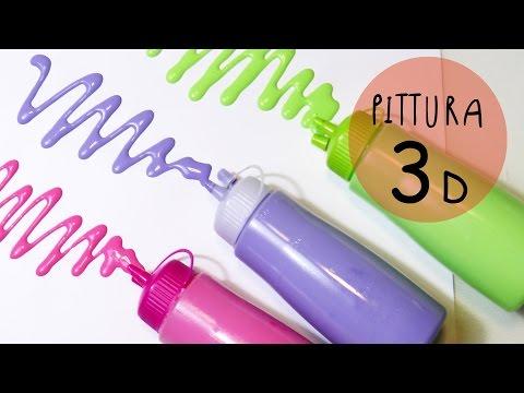 Tutorial come fare PITTURE 3D (PUFFY PAINT) con SCHIUMA da BARBA - Bambini Creativi by ART Tv