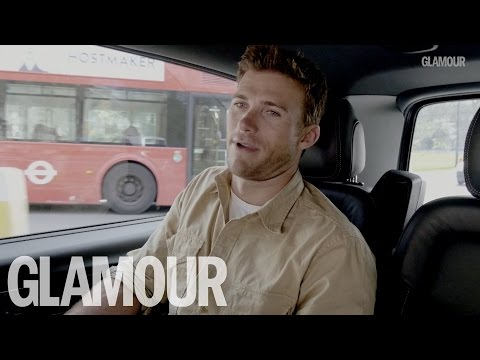 Scott Eastwood Not so Fast and Furious in London Traffic | Glamour UK