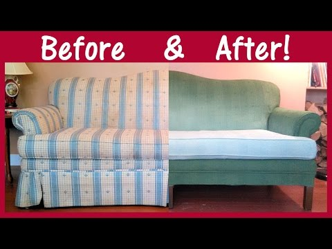 How To Paint a Couch Properly Step-by-Step // Tips & Techniq
