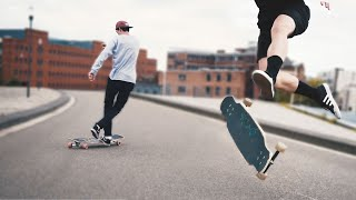 LONGBOARD BATTLE ROYALE | Dance x Freestyle