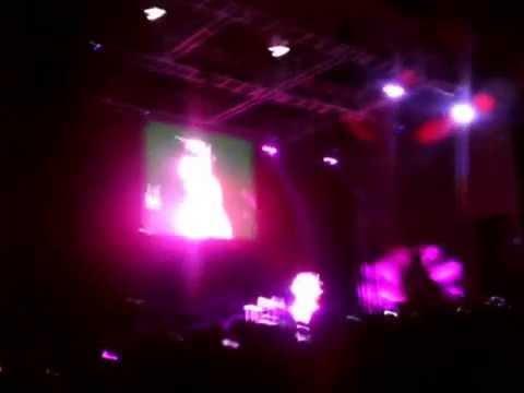 Kanon  wakeshima concierto en Mexico