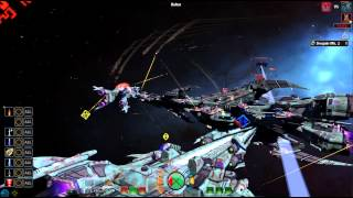 Leviathan Battle (Sword of the stars 2)