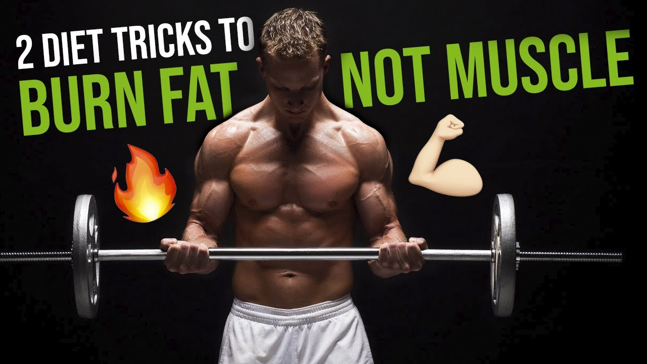 How to diet without losing muscle
