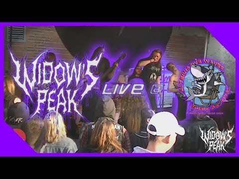 Widows Peak - Live - Alternative Waves 2019
