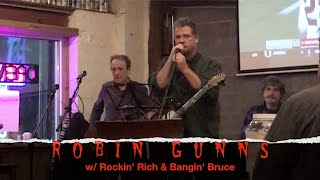 Robin Gunns - 'Huckle Up'