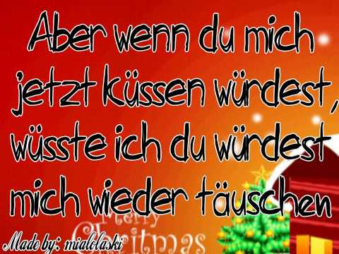 Wham - Last Christmas (Deutsche Übersetzung)