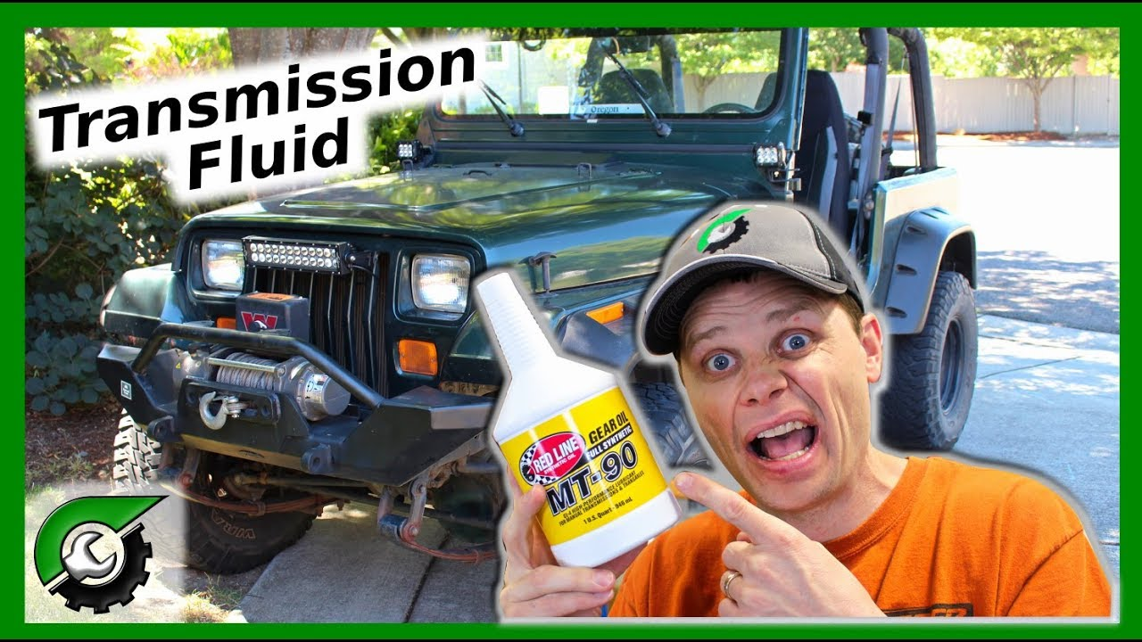 Jeep Wrangler Transmission Fluid: AX15 Fluid Change