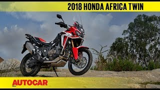 2018 Honda Africa Twin DCT | First Ride Review | Autocar India