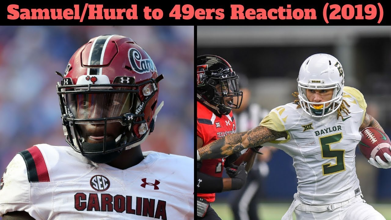 First reaction: 49ers get Deebo Samuel some help in Arizona State's ...