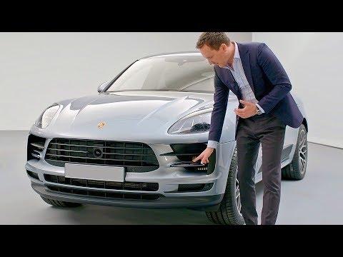 Porsche Macan (2019) Features, Design, Test Drive