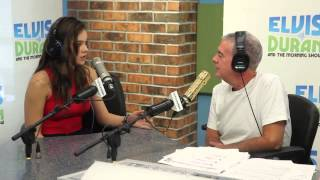 Hailee Steinfeld Interview | Her new single Love Myself and Becoming a Singer on Elvis Duran Show