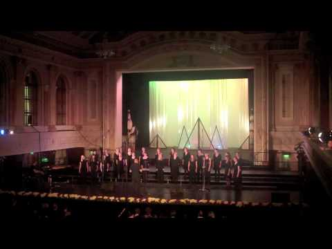Solsbury Hill - Scala, live at the Cork International Choral Festival 2010