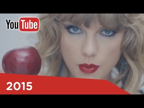 Download YouTube - Top 10 Most Viewed Music Videos Of 2015