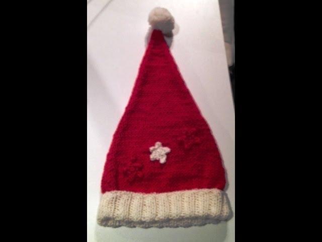 Cappello Natalizio per Bambini Cappello Natalizio a Strisce Treccia di  Natale Cappello Festa di Ballo Decorazione Natalizia Articoli per Feste b005930aef81
