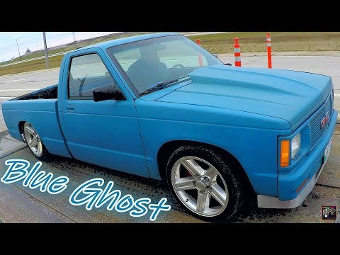 Turbo 5.3 LS S10 Weigh In + Build Summary | L33 / 4L80E Bagged Chevrolet MiniTruck W/55 Chevy Dash