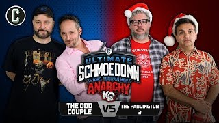 Anarchy Round 2! Andreyko/Sneider VS Atchity/Duralde - Movie Trivia Schmoedown