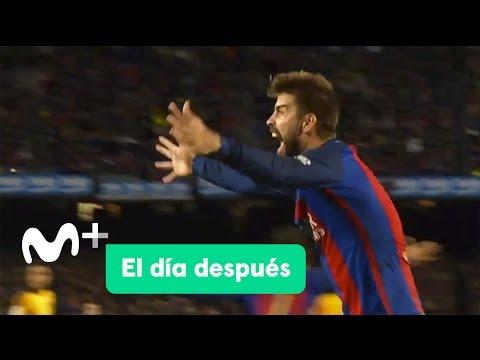 El Día Después (21/11/2016): Piqué vs...