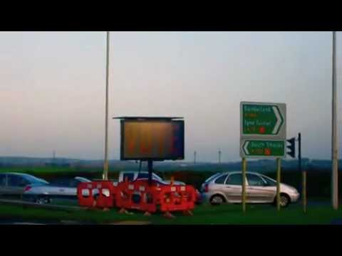 X Factor, misuse of traffic signs