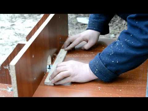 Делаем рамки для пчел своими руками видео