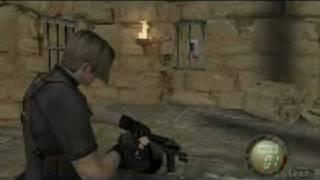 Resident Evil 4 PC - Krauser vs Leon - Professional Difficulty