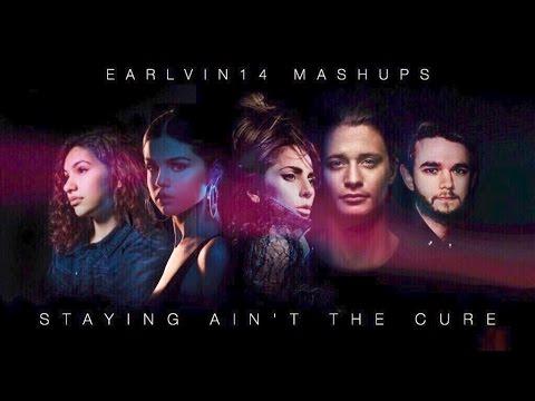 Stay vs. It Ain't Me vs. The Cure Mashup - Zedd, Kygo & LG - earlvin14 OFFICIAL