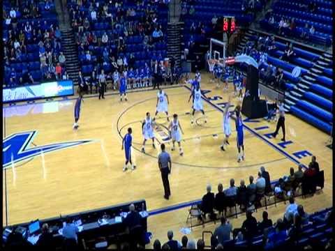 Bluefield vs. UNC Asheville Part 1 of 1