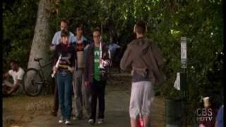 Big Bang theory meets Weird Al Yankovic White and Nerdy