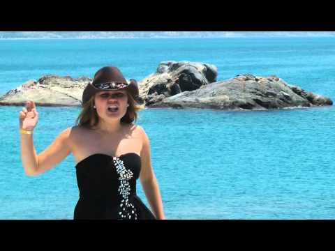 Laura van den Elzen (16 years) - Hallelujah on beautiful island Kos (Greece)