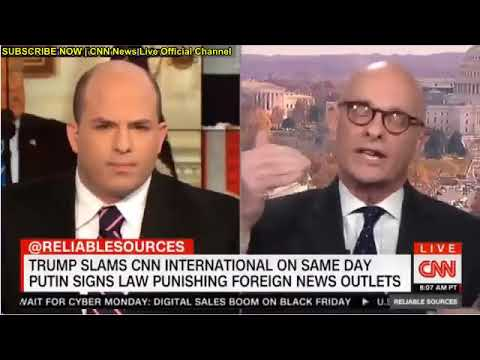 CNN BREAKING NEWS 11-27-2017 | TRUMP NOW SAYS THE ACCESS HOLLYWOOD TAPE MAY BE FAKE