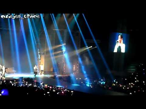 2NE1 World Tour 2014 'All or Nothing Concert' Philippines FANCAM