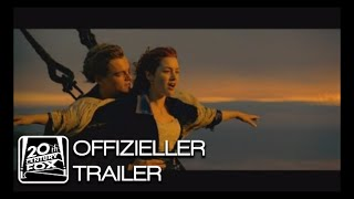 TITANIC [3D] - Trailer (Full-HD) - Deutsch / German
