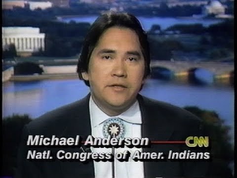 Michael Anderson on CNN