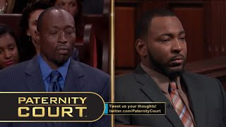 Man Thinks He Was Tricked For Child Support, Wife May Be In The Way (Full Episode)   Paternity Court