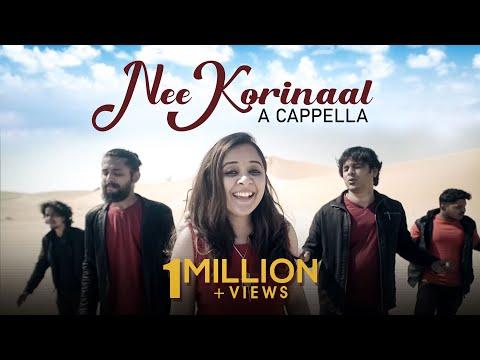 NEE KORINAAL - ANJU JOSEPH | NEW A CAPPELLA SONG | FULL HD