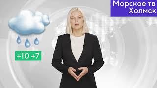Прогноз погоды в городе Холмск на 28 мая 2021 года