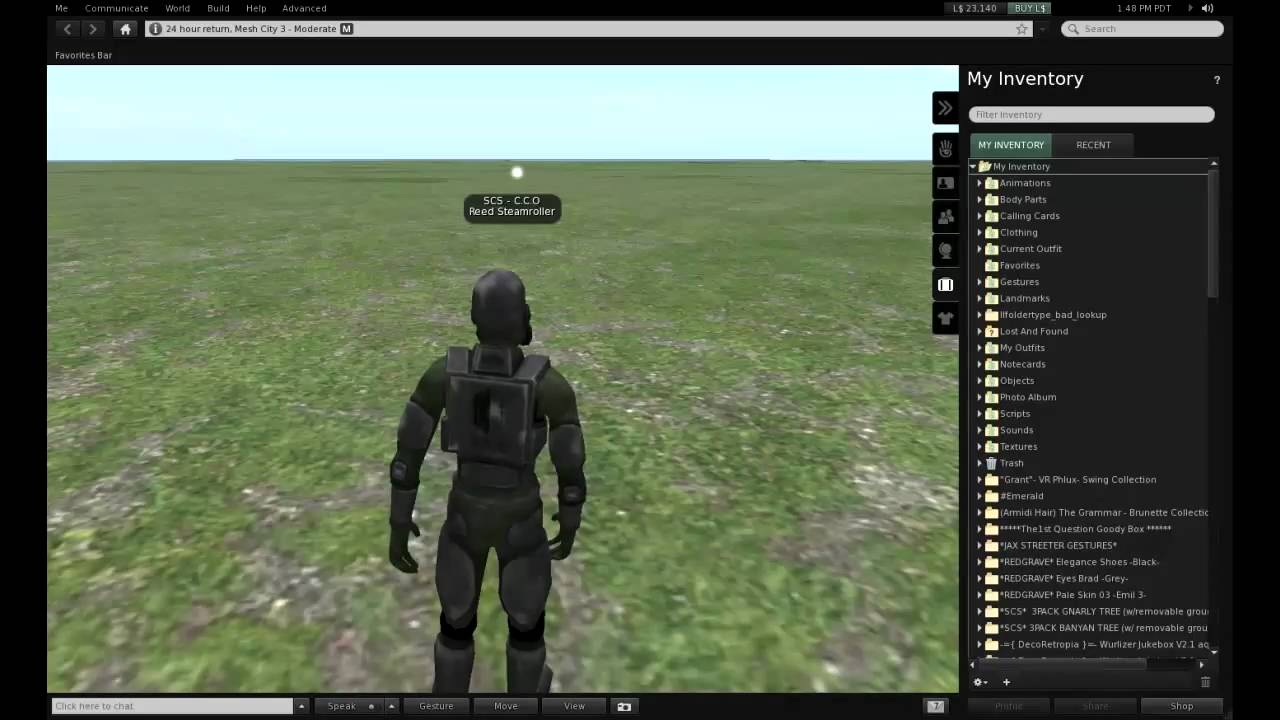 Mesh/Exporting a mesh from Maya - Second Life Wiki
