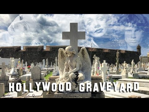 FAMOUS GRAVE TOUR - Viewers Special #3 (Greta Garbo, Jim Morrison, etc.)