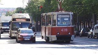 Відзавтра транспорт у місті працюватиме у звичному режимі