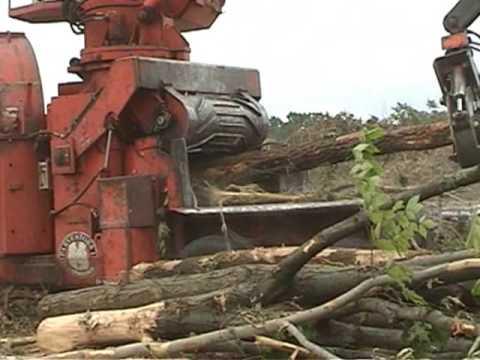 "Morbark 27"" Whole Tree Chipper"