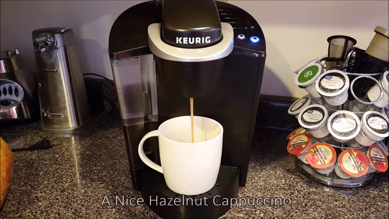 keurig k50 coffee maker unboxing u0026 initial run - Keurig Coffee Maker Reviews