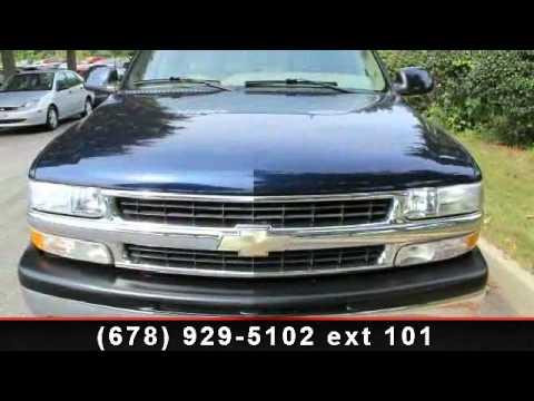 2004 Chevrolet Suburban   Palmer Dodge Chrysler Jeep Ram