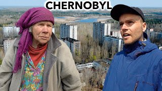 The Last Resident of Chernobyl (isolated inside the exclusion zone)
