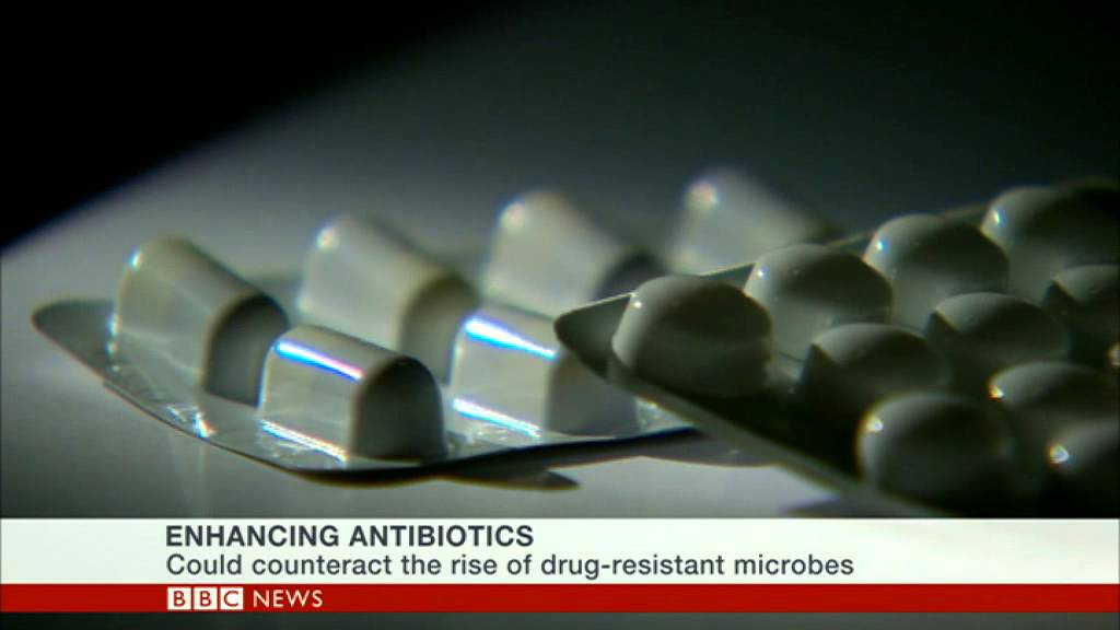 BBC Interview on Potentiation of Antibiotics Using Silver Against Resistant Bacteria - YouTube  BBC Interview o...