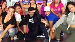 No Es Justo - J Balvin Ft Zion & Lennox By Cesar James Zumba Cardio Extremo Cancun