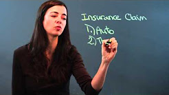 Insurance Claims Examples